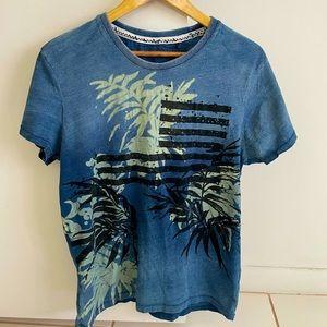 William Rast Vintage T-shirt Mens Size Large